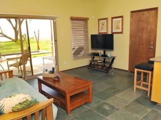 AlohaAKU 3- BAMBOO Suite, Beachfront, 1BR1B/LR/Kit, Kihei