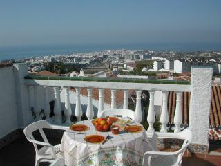 Villa at Nerja, fully air conditioned and free wifi.  Sleeps 4 in each apartment