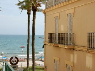 Apartamento céntrico a pie de playa, Sitges
