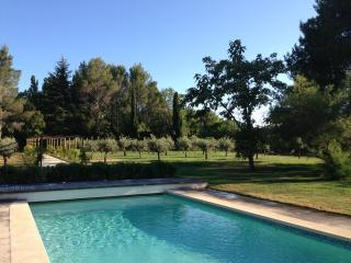 St Remy de Provence beautiful 18th century farm house on large grounds sleeps 10