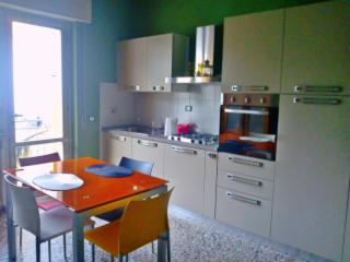 Vacation Rental at Luminoso Appartamento in Viareggio, Tuscany