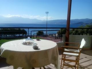 2-Bedroom Apartment with stunning sea-view, Agios Nikolaos