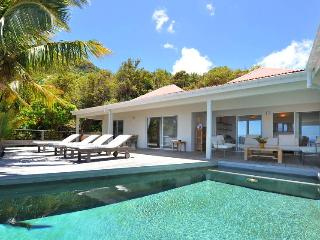 Roy at Vitet, St. Barth - Ocean and Lagoon View, Pool and Deck, Perfect For