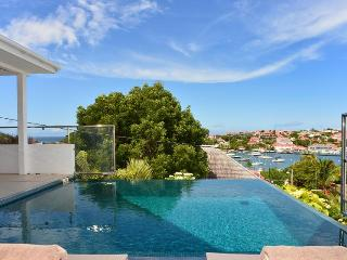Wastra at Gustavia, St. Barth - Ocean and Harbour View, Amazing, Walk to Beach, Restaurants, Shops a