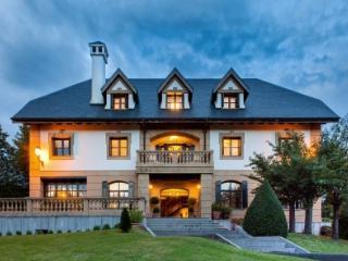 San Sebastian - Basque luxury mansion + foret, Donostia-San Sebastián