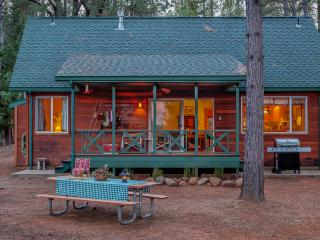 the Cabin at Quail Crossing, Parque Nacional de Yosemite