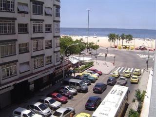 Great 4/4  Copacabana Beach Corner, Rio de Janeiro