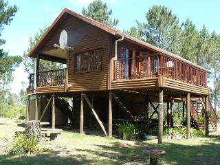 Country Self Contained Log Home, Plettenberg Bay