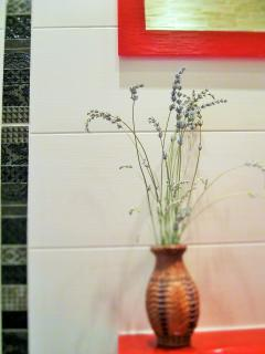 Bathroom detail