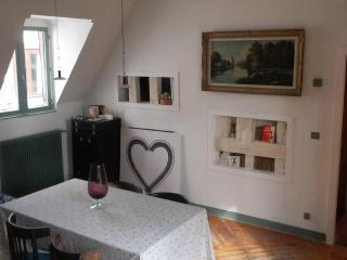 appartment in a historic mansion, Rouen