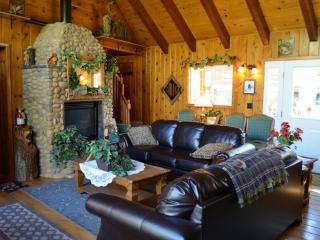 Alpine Forest Lodge ~ Great for Family Reunions, and other group gatherings.  10 Bedroom/ 11 Baths, Duck Creek Village