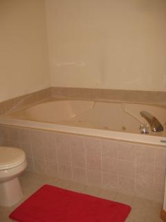 Jacuzzi - in master bath