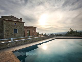 Wonderful Villa,private pool,spa corners,Cortona
