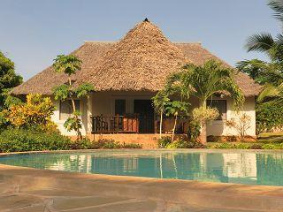 Ferienhaus Villa Sunshine am Galu Beach in Diani Beach Kenia, Gazi