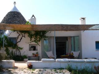 Beautiful  house-Trullo  in Puglia,Italy, Martina Franca