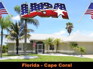 Villa Tropical Paradise, Pool, Sundeck, 4 TV's, Cape Coral