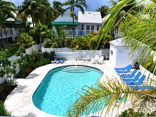 President's Walk is perfectly located in the Truman Annex, Key West