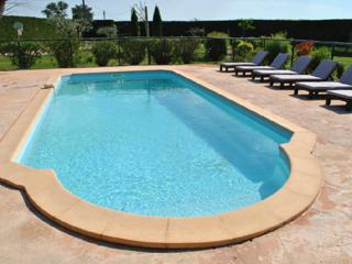 Provence Le Mas des Oliviers the Glycines Gite, sleeps 5. pool and hot tube 6 places