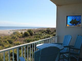 Beach House On The Dune - Unit 421 - Panoramic Views of the Atlantic Ocean - Swimming Pools - Restaurant - FREE Wi-Fi, Isla de Tybee