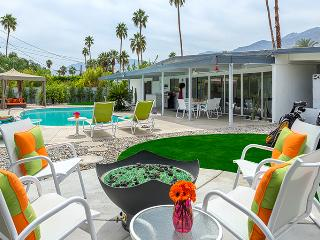 Alexander Built Mid Century Modern Paradise, Palm Springs