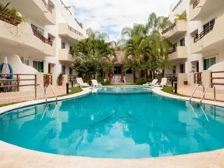 Margaritas A205 - Condo for 5, near the beach, Playa del Carmen