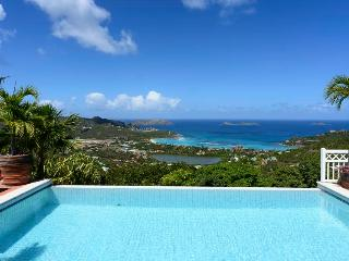 Pasha at Lurin, St. Barth - Ocean View, Pool