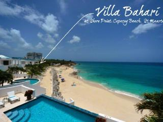 Bahari at Shore Pointe, Saint Maarten - Beachfront Property, Ocean View, Pool, St-Martin/St Maarten