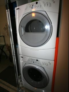 GE Sport HD Front-loading Washer & Dryer
