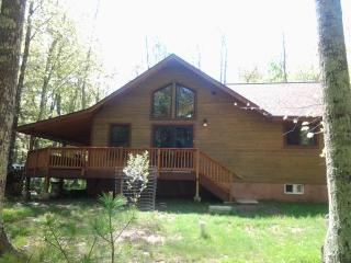 7 Pines LaPointe Rental On Madeline Island, La Pointe