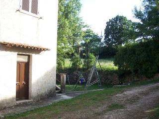 casa di campagna in collina