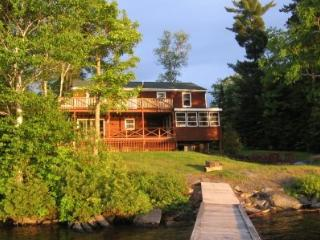#115 Birchknoll ~ Sunsets from your deck or private dock!