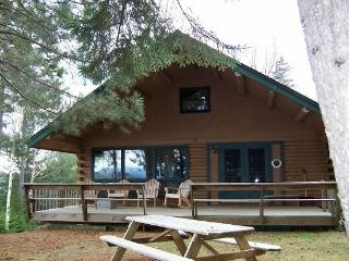 #125 Elegant, cozy lodge with vaulted ceilings