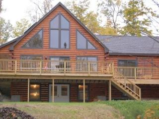 #135 New lodge on northern Moosehead Lake, Rockwood