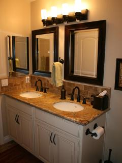 The home has been completely remodeled, with all-new bathrooms.