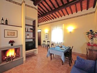 Apartment (Fireplace + Jacuzzi + Pool + Parking), Montepulciano