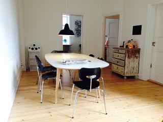 Lovely Copenhagen apartment at charming Christianshavn
