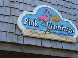 Pink Flamingo, Avon