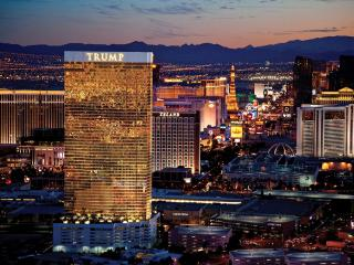 TRUMP-ONE BEDROOM DELUXE HIGH FLOOR SOUTH STRIP VW, Las Vegas