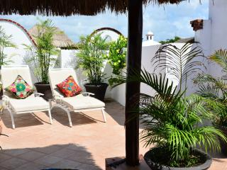 Amazing 2 bdr penth w/ spacious rooftop terrace, Playa del Carmen