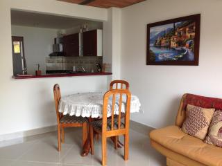 2 Bedroom 1 Bath New Apartment- 201, Medellin