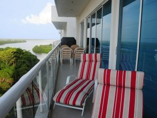 Magnificient Ocean Front Penthouse: