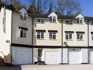 9 WYE RAPIDS COTTAGES, mid-terrace, over three floors, parking, garden, in Symon