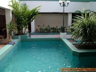 Apartment for rent North Pattaya,80 sq.m.,1 bedroom,close to Wongamat beach.