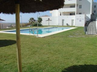 apartamento, piscina, garaje, jardines, Conil de la Frontera
