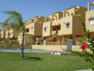 3 bed first floor apartment in Los Gallardos