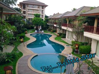 Villa with private beach, Phetchaburi