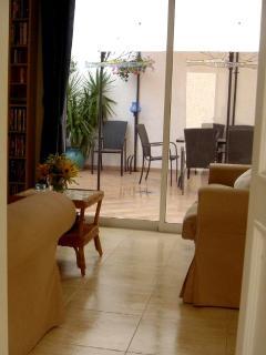 Back Lounge/TV Room