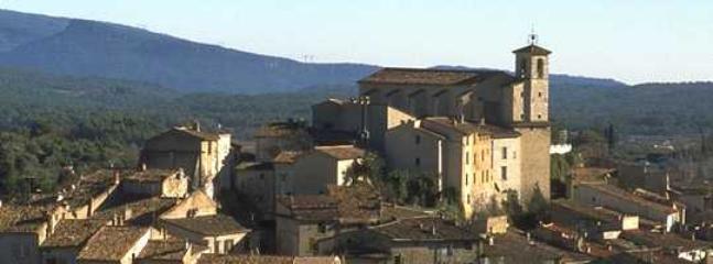 Figanieres village
