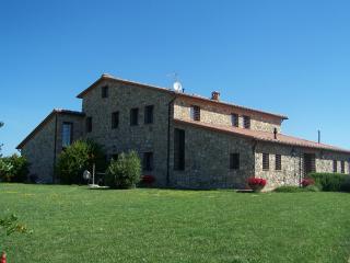 casa vacanza, Volterra