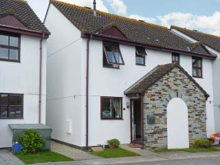 CHY LOWEN, end-terrace cottage, in traffic-free street, enclosed garden, close